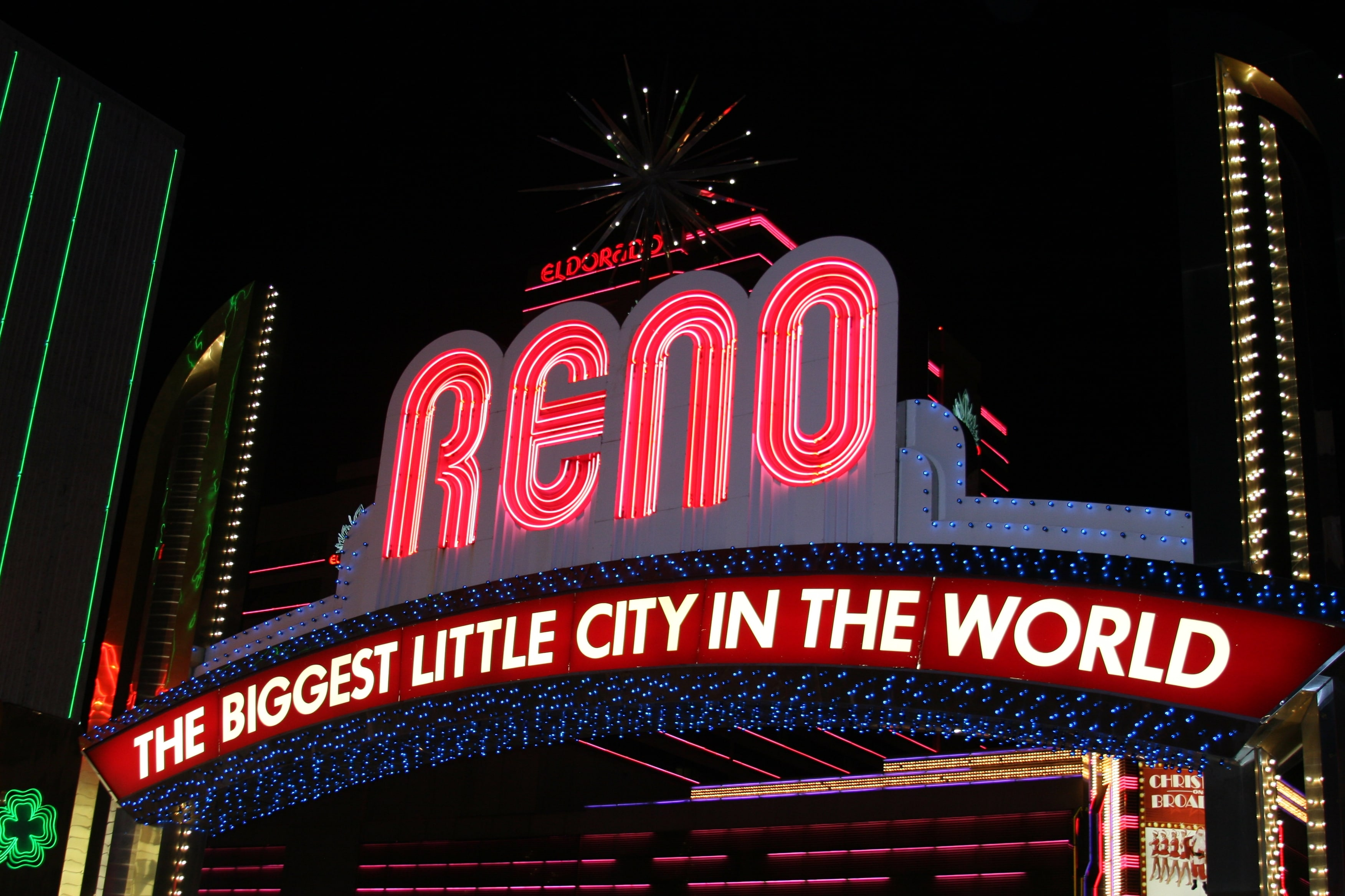 City of Reno arch