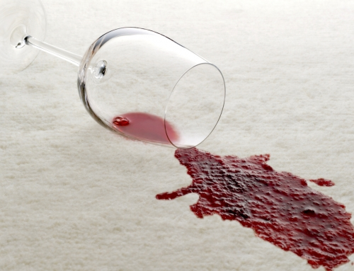 Holiday Aftermath – HOW TO REMOVE WINE STAINS