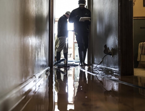 24-Hour Emergency Water Damage Service